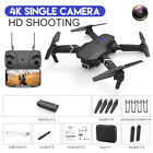 4K HD Dual Camera WIFI RC Drone Quadcopter LSRC-E525 Folding Aircraft Helicopter