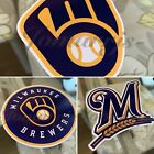 Milwaukee Brewers Baseball Team Logo MLB Sticker Decal Vinyl #Brewers