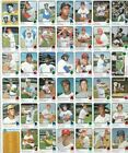 1973 Topps Baseball Los Angeles DODGERS Singles 1 -660 NM NM/MT with High #'s on Ebay