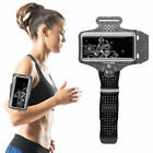 Armband Sports Gym Running Jogging Phone Holder Arm Band Bag For iPhone Samsung