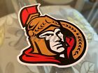 Ottawa Senators Hockey Team Logo NHL Sticker Decal Vinyl #Sens $8.49 USD on eBay