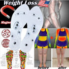 Acupressure Magnetic Massage Insoles Silicone Acupuncture Feet Shoe Pad Massage