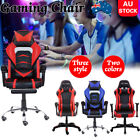 Gaming Chair Office Computer Chairs Racer Executiveracing Recliner Seat Footrest