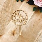 Oh Baby Cake Topper Cake Decoration Baby Shower Cake Topper Shower Cake Decorati