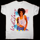 New! Whitney Houston T-Shirt Tee Reprint 100% Cotton Size S M L 234XL image