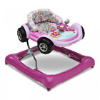 Baby Drive Walker Realistic Car Detail Toddler Activity Walk Exercise Aid