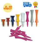 HIGH QUALITY Plastic Castle Golf Tees All Colours & Sizes - New Quality Tees