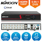 KKMoon 4/8/16CH 1080N AHD 51n1 DVR CCTV Video Recorder For Security System O9E6