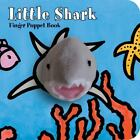 Little Shark: Finger Puppet Book: (Puppet Book for Baby, Little Toy Board Book,