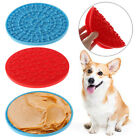 Bones Shower Grooming Sink Toy Feeder Bowl Silicone Pet Food Mat Dog Feeding