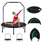 """40"""" Trampoline Fitness Exercise Mini Rebounder Fitness Gym Cardio Trainer Jump image"""