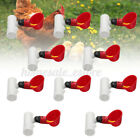 Poultry Water Drinking Cups Chicken Hen Adjustable Automatic Poultry Tools ABS