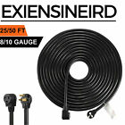 25'-50' 220 Volt Welder Extension Cord 10/3,8/3 Heavy Duty MIG TIG Welding Cable