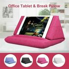 Pillow Cushion eReader Holder Bed Support Rest Stand For iPad Pro Tablet Laptop