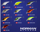 Norman Speed N Crankbaits, NEW FOR 2020 - Choose Color
