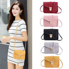 Casual Multifunctional Wallet Handbag Shoulder Bag Small Square Pack Pu Leather