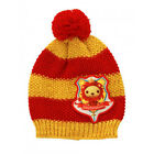 GRYFFINDOR Harry Potter Toddler Super-Soft & Chunky Cable Knit Beanie (One Size)