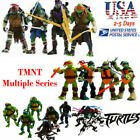 Teenage Mutant Ninja Turtles Classic Collection TMNT Whole Set Figures Toys US