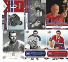 2008-09 MONTREAL CANADIENS CENTENNIAL 100th SP 201-300 SEE LIST $3.0 CAD on eBay