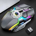 Optische Maus günstig Kaufen-Wireless Kabellos Gaming Maus USB LED Laser Optische Mouse FürPC Laptop Computer