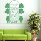 FAMILY RULES wall art stickerlarge love house lounge stickers quote vinyl