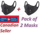 [2pack] Sport  mask [Original Neoprene] +2 valve each-Reusable