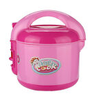 Pretend Play LED Music Electric Rice Cooker Cooking Kit Kitchen Appliances Toys