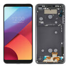 For LG G6 H870 H871 H872 LCD Display Touch Screen Replacement Digitizer +Frame