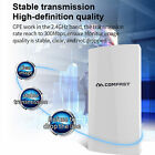 COMFAST CF-E130N WiFi Outdoor CPE 300Mbps Wireless Bridge Router Repeater B2AE