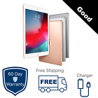 "Apple iPad 9.7"" 🍎 6th Generation WiFi / WiFi + 4G 32GB / 128GB Tablet Open Box"
