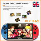 X12 16gb 7'' Retro Handheld Game Console Portable Video Game Built-in 10000 Game