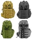 EastWest Tactical Readiness Sling Pack EDC Urban Day Bag Hike Camp Hunt TAN