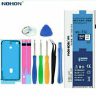 For iPhone 5/5S/6S/6/7Plus Battery NOHON High Capacity Power Battery Replacement