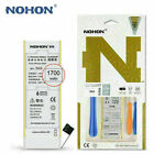 NOHON High Capacity Power Battery Replacement For iPhone 5/5S/6S/6/7Plus Battery