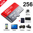 Authentic Memory SD Card 256GB C10 4K High Speed Flash Card Micro TF Card USA