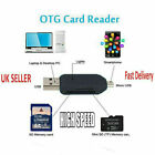 Type C SD Card Reader For Android Tablet PC Micro USB OTG to USB 3.0 2.0 Adapter