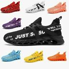 Men's Casual Running Shoes Walking Outdoor Sports Jogging Tennis Sneakers Gym Us