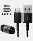 Authentic Samsung Fast Car Charger & 4Ft Type-C Cable For Galaxy Note9 S8 S9 S10