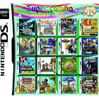 468/500/502/520 IN 1 Games Card Cartridge Multicart For Nintendo DS 3DS 2DS R4