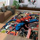 Spiderman Comic Living Room Area Carpet Living Room Rugs Fn281005