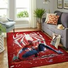 Spiderman Living Room Area Carpet Living Room Rugs Fn301016