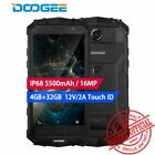 DOOGEE 4G Smart Phone Android 6GB 64GB Rugged Unlocked MobilePhone 8Core NFC S60