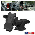 360° Mount Holder Car Windshield Suction Cup Stand Cradle For iPhone Samsung GPS