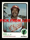 1973 Topps #261-528 EX/EX-MT Pick From List All PICTURED