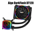 120mm DT120/240/360 PC CPU Water Cooler RGB CPU Liquid Cooler For Intel/AMD New