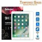"Tempered Glass Screen Protector For Apple iPad 6th Generation 9.7"" iPad Air Mini"