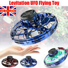 Kids Gift Quad Induction Levitation UFO Flying Toy Mini Drone  Hand-controlled