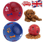 Pet Puzzle Toy Food Dispenser Tough-Treat Ball Puppy Doggy Dog Interactive Toys