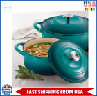 Tramontina Enameled Cast Iron Dutch Oven, 2-pack - Free Shipping