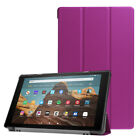 For Amazon Fire HD 10 8 7 Inch 9th 8th 7th Gen Tablet Leather Smart Stand Case